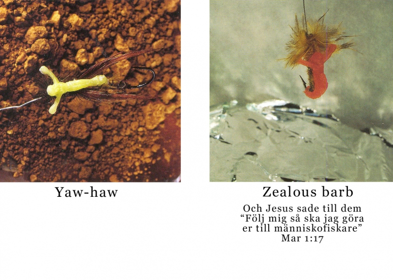Yaw-Haw and Zealous barb